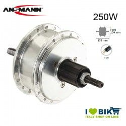 Rear engine 250W MOD 100 CASSETTE Ansmann