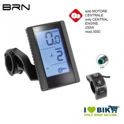 BRN Display LCD 2000 Motore Centrale 250W