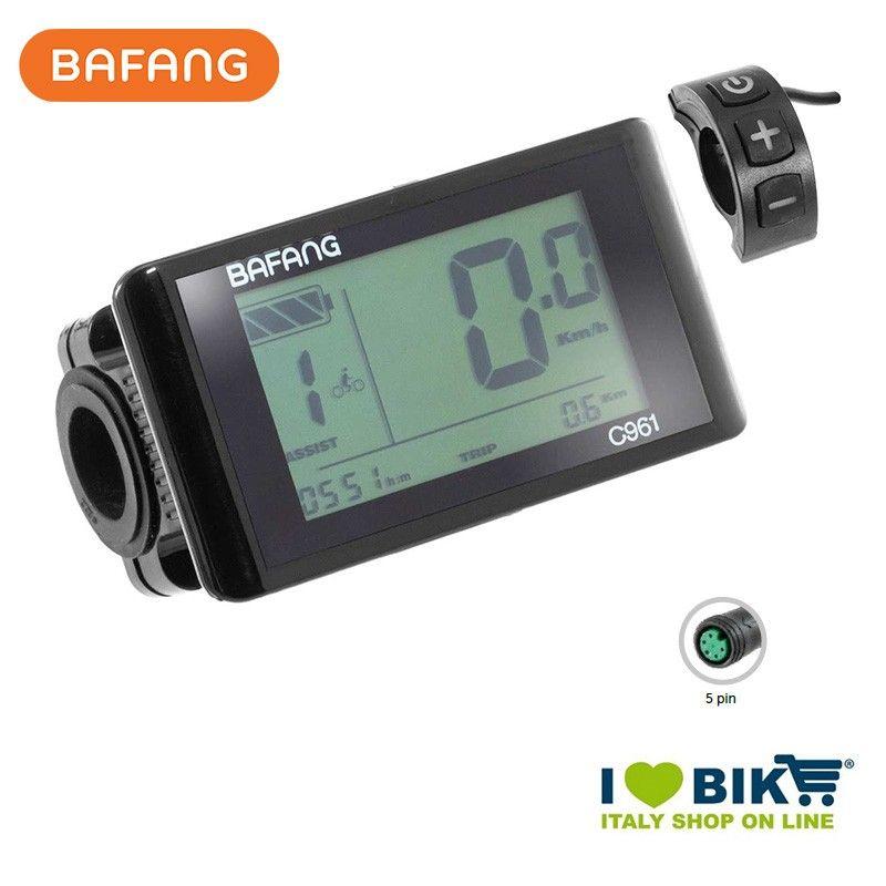 Bafang Display LCD 200 Type 1