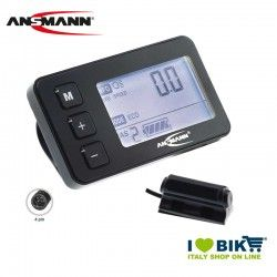 Ansmann Display LCD 100