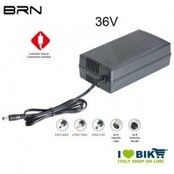 Caricabatterie Veloce 36V Litio BRN BRN - 1