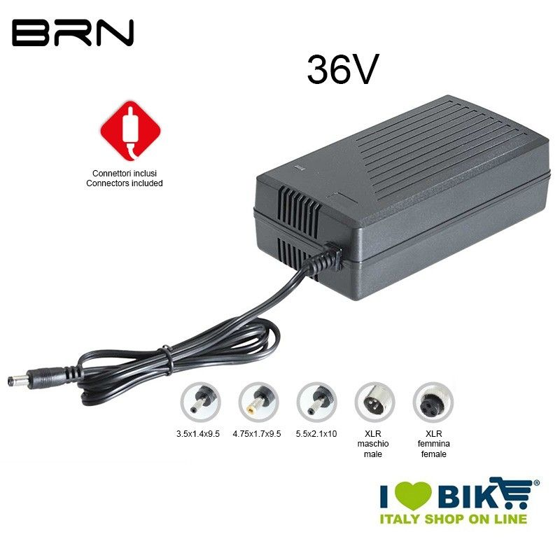 Fast Charger 36V Lithium BRN BRN - 1