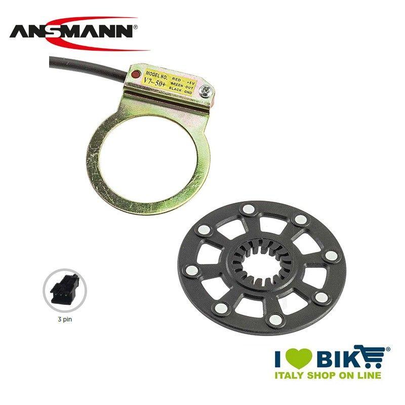 Pas sensor series 100 12 signals Ansmann