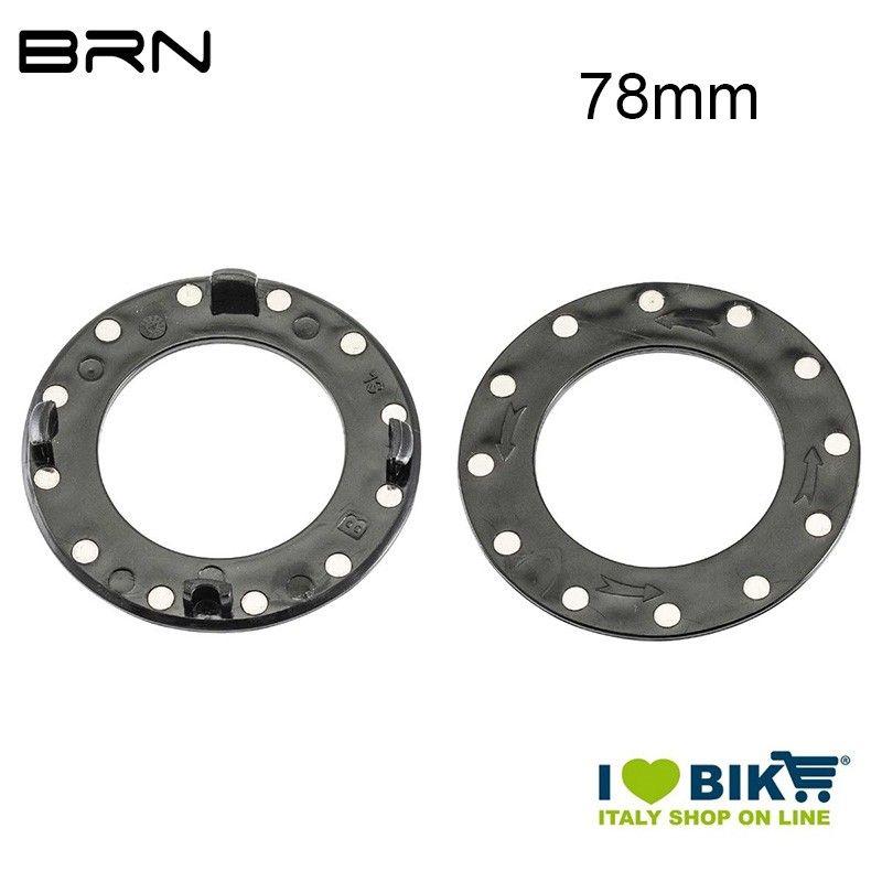 Magnetic Disk 78mm BRN