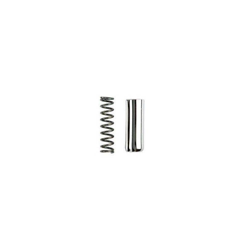 spring cover tube and spring for piston  - 1