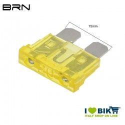 Lamellar fuses 15mm 20A BRN