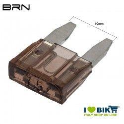 Lamellar fuses 10mm 7.5A BRN