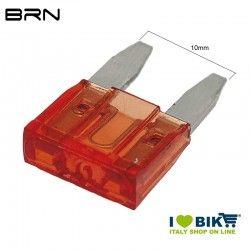 Lamellar fuses 10mm 10A BRN