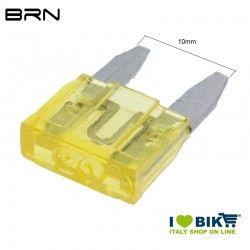 Lamellar fuses 1mm 20A BRN