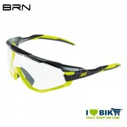 BRN Glasses Rxph Fototech Yellow Fluo BRN - 1