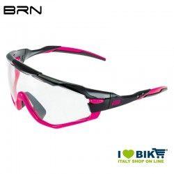 BRN Glasses Rxph Fototech Pink Fluo BRN - 1
