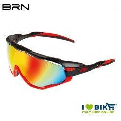 BRN Glasses Rx01 Red BRN - 1