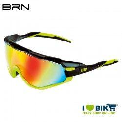 BRN Glasses Rx01 Yellow Fluo BRN - 1