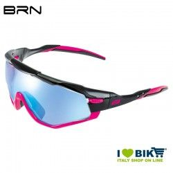 BRN Glasses Rx01 Pink Fluo BRN - 1