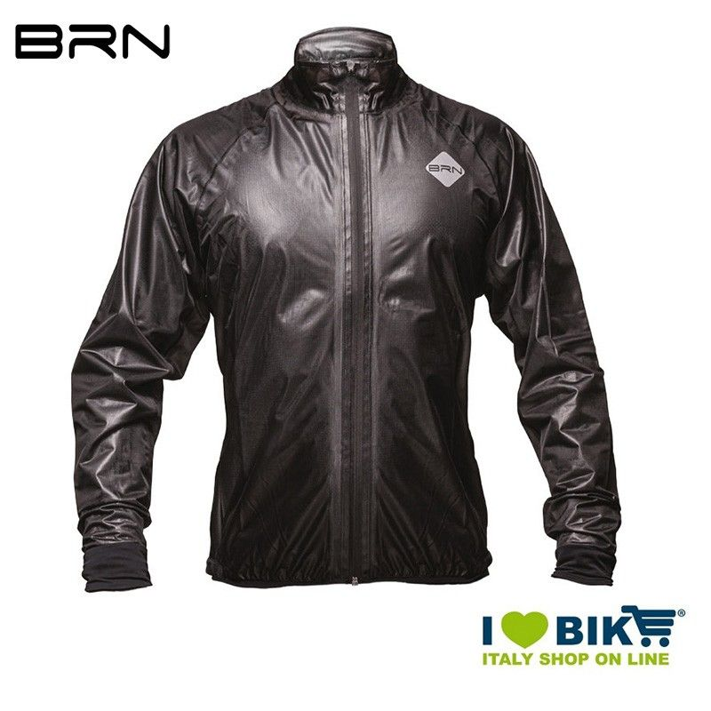 BRN Rainproof Long Sleeve Fumè BRN - 1