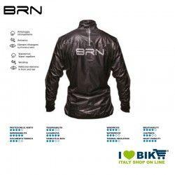 BRN Rainproof Long Sleeve Fumè BRN - 2