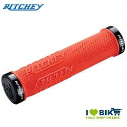 Ritchey WCS Grips Truegrip X Locking Red