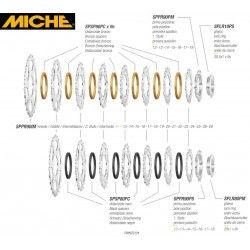 SPROCKETS PACK 8V 13/28 CA MICHE PRIMATO  - 2