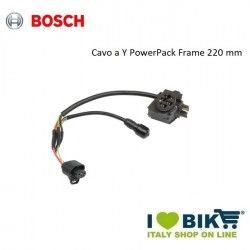 Cavo a Y BOSCH per batteria telaio 220 mm