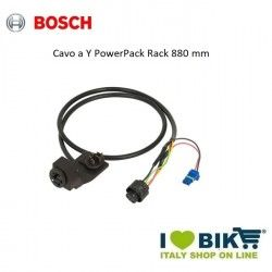 Cavo a Y BOSCH per batteria Al Portapacco 880 mm