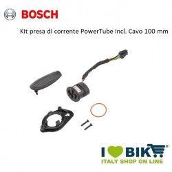 Bosch Power Tube Power Socket Kit 100 mm cable