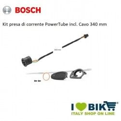Bosch Power Tube Power Socket Kit 340 mm cable