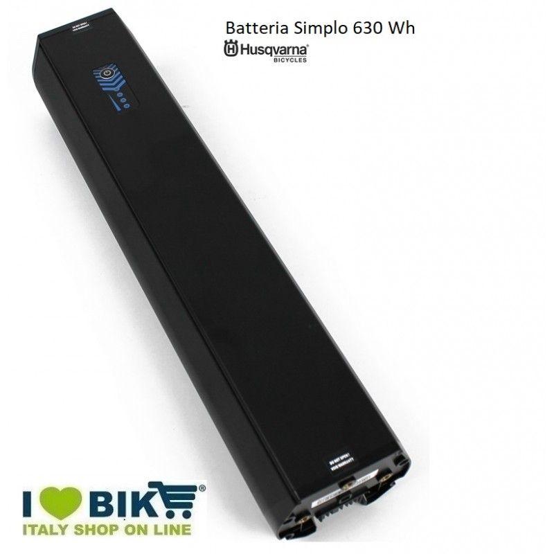 Batteria Simplo Integrata 630 Wh Per Husqvarna  - 1