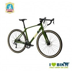 Vanir Bicicletta gravel made in Italy
