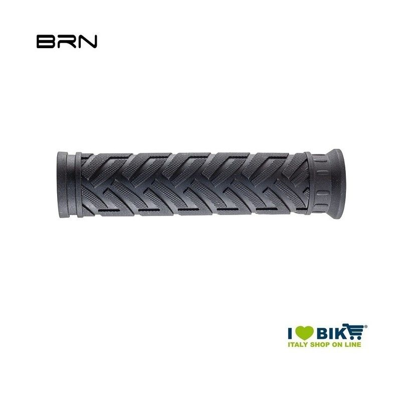 Pair knobs Grip 125 mm BRN - 1