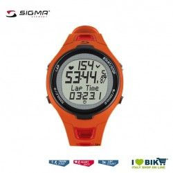 Cardiofrequenzimetro Sigma PC 15.11 rosso vendita online