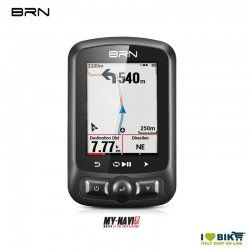 Ciclocomputer for bicycle brn mynavi black online store