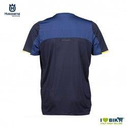 Husqvarna TEE MAN Accelerate Short Sleeve Jersey BRN - 2