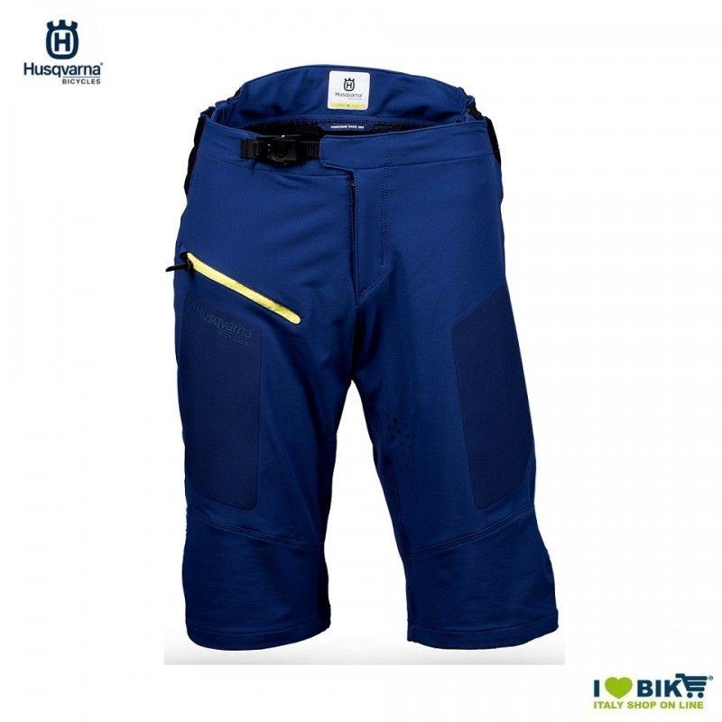 Husqvarna DH/Enduro Accelerate Short Trousers BRN - 2