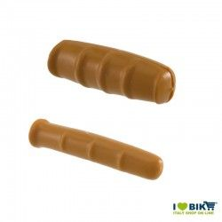 Pair with knobs R manopolini brown  - 2