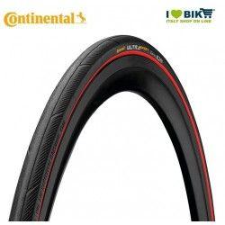 Copertura Corsa Continental Ultra Sport II 700x23 nero rosso online shop