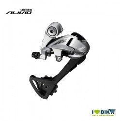 Cambio posteriore per bicicletta Shimano Alivio 9 v silver vendita online