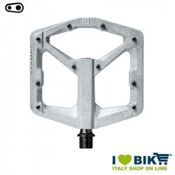 Freeride DH Enduro Cranckbrothers pedals STAMP 2 Large raw color  - 1