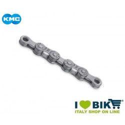 Chain kmc 8v dark silver 1/2x3/32 bike shop