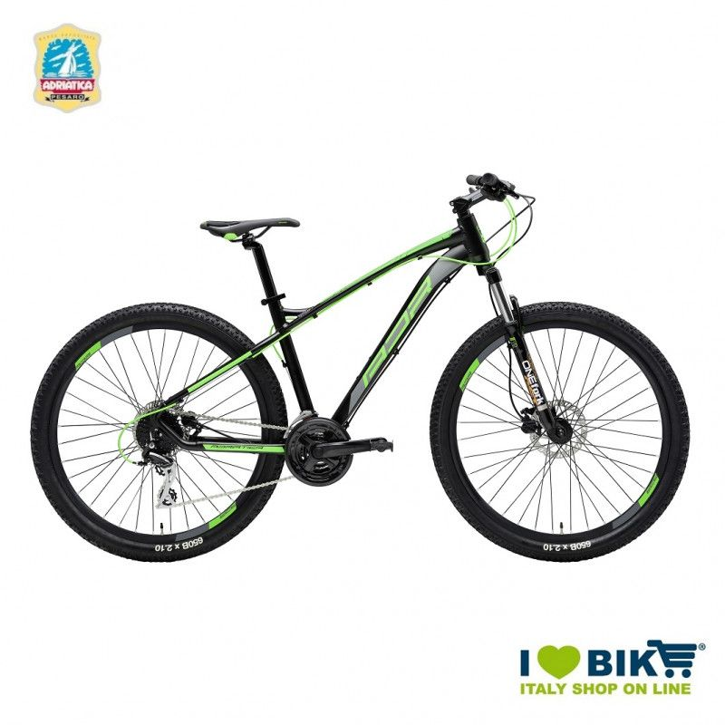 WING RS 27.5  24 speed Adriatica Cicli - 2