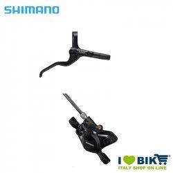Freno Disco Posteriore Nero (R) BL-MT201 + BR-MT200 nero Shimano - 1