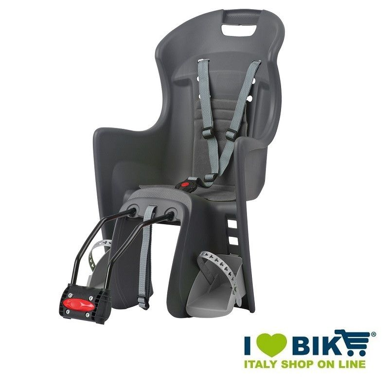 Boodie seat to the frame gray  - 1