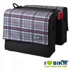 Rear bags Scottish Black
