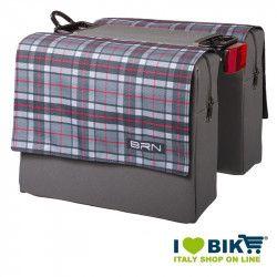 Rear bags Scottish Grey