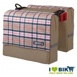 Rear bags Scottish BEIGE
