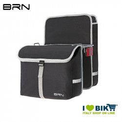 BO50N Extendable rear saddlebag in Cordura