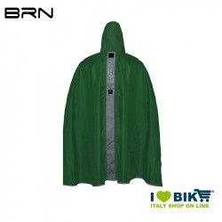 BRN Rain Poncho for adult green BRN - 2