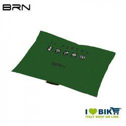 BRN Rain Poncho for adult green BRN - 3
