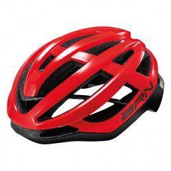 Helmet BRN Freccia glossy red