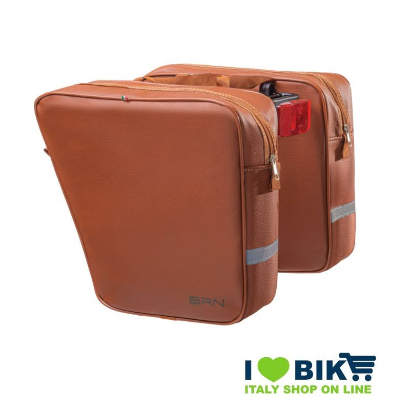 Bags separate imitation leather BRN - 1