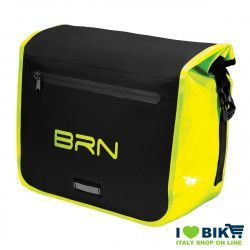 BRN Adventure bag with handlebar attachment Yellow/black